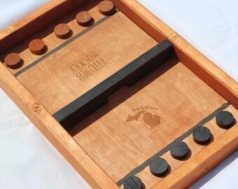 Wooden Penny Board Etsy