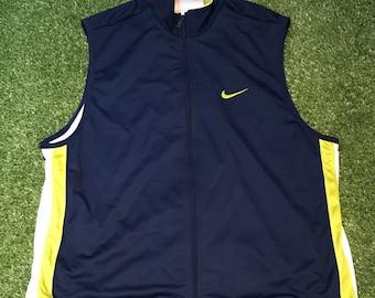 105a0555 Nike Vest Navy Size XL