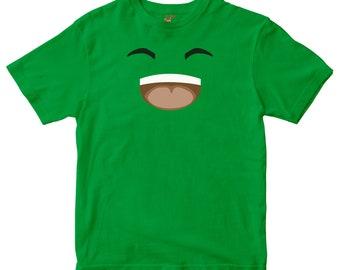 Unspeakable inspired T shirt,fun,gift,size 3-13,Black logo,kids,youtube