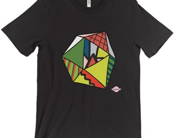 Le D20 D'Alger Tshirt (Picasso Inspired)