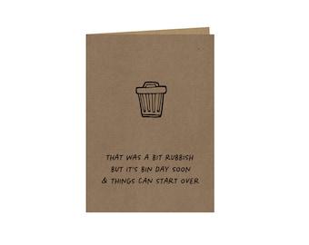 Rubbish Day....