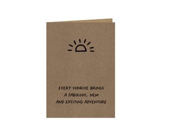 New Adventures....