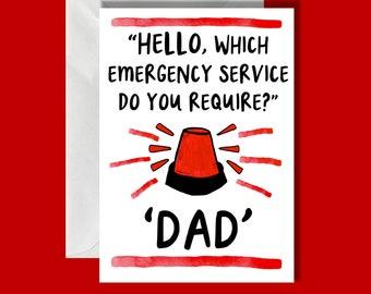 Emergency Dad