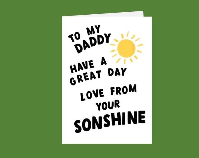 Sonshine Card