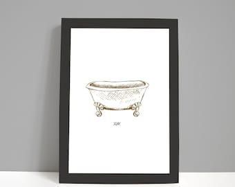 Bathroom Print | Bathroom Decor | Christmas Gifts | Funny Bathroom Print | Set of Prints | Restroom Prints | Toilet | Picture Prints