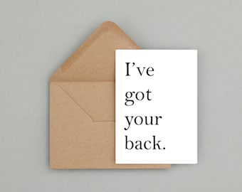 Pack of 10 encouragement cards