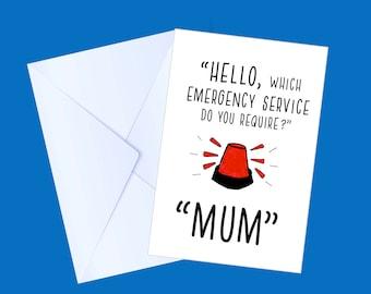 Emergency Mum