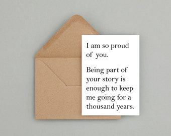 Inspirational Cards   Motivational Cards   Blank Cards   Proud of you   For Him   For Her   Mental Health Awareness   Friendship Card   Love