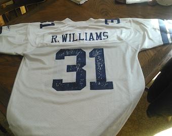 6f6a07e30 Roy Williams football jersey