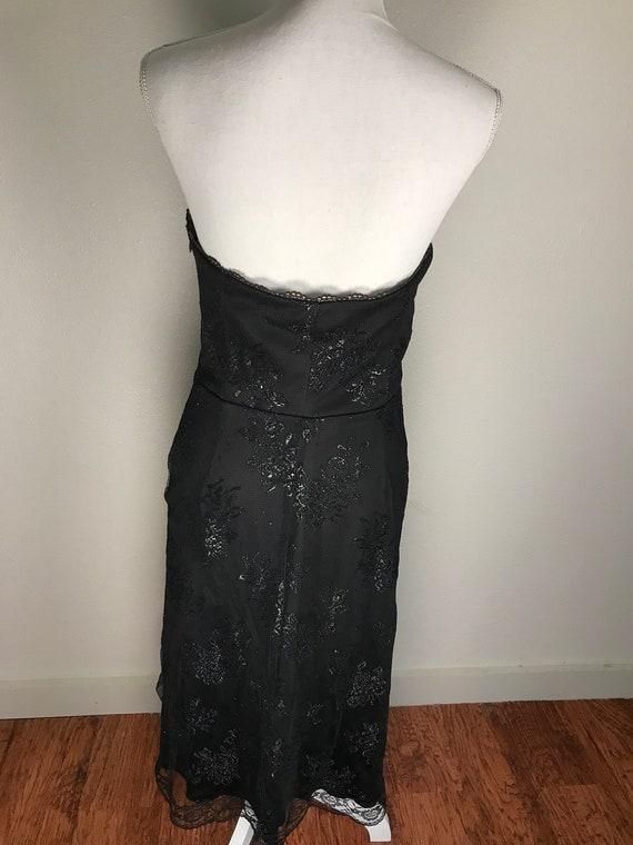 Betsey Johnson little black dress - image 5