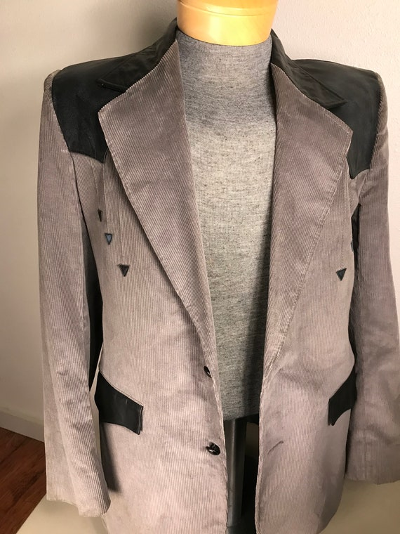 Vtg Pioneer Wear Rockabilly jacket