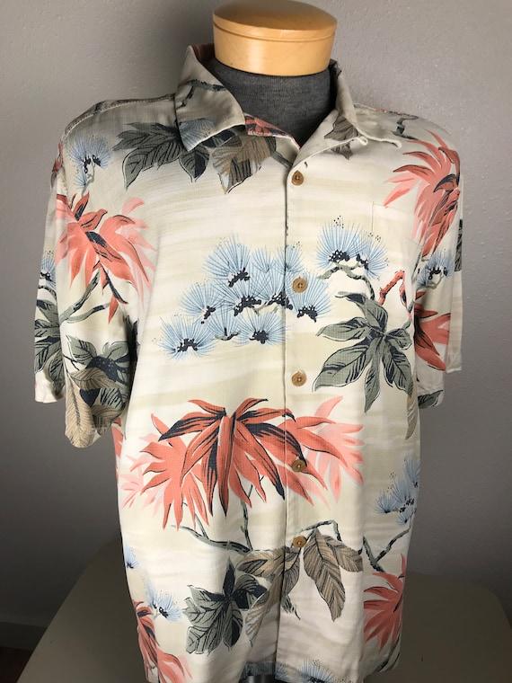 Vintage Tommy Bahama aloha shirt