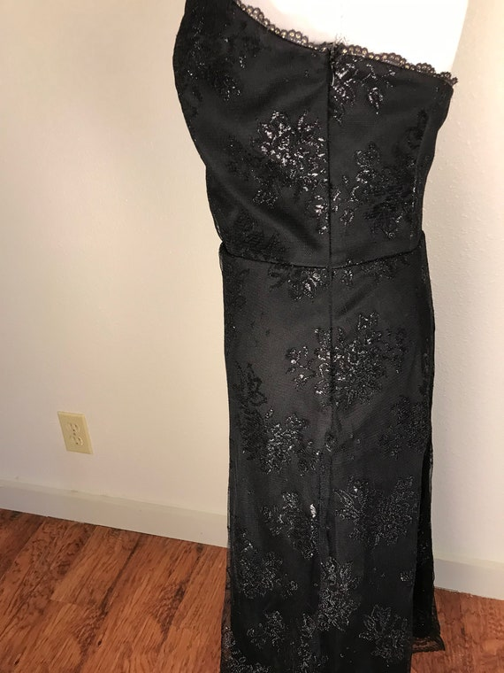 Betsey Johnson little black dress - image 6