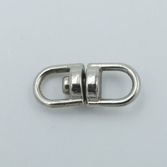 Connectors Clasp Clip Fit 2.4mm #3 Ball Chain Link Bead Hook Craft 25 50 100 500