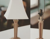 3D-Printed Art Deco Lamp Base Only
