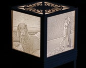 3D-Printing Your Photos! - Customizable Lithophane Lamp