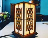Kumiko Lamp - 3D printed...