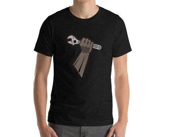 Right-To-Repair Short-Sleeve Unisex T-Shirt