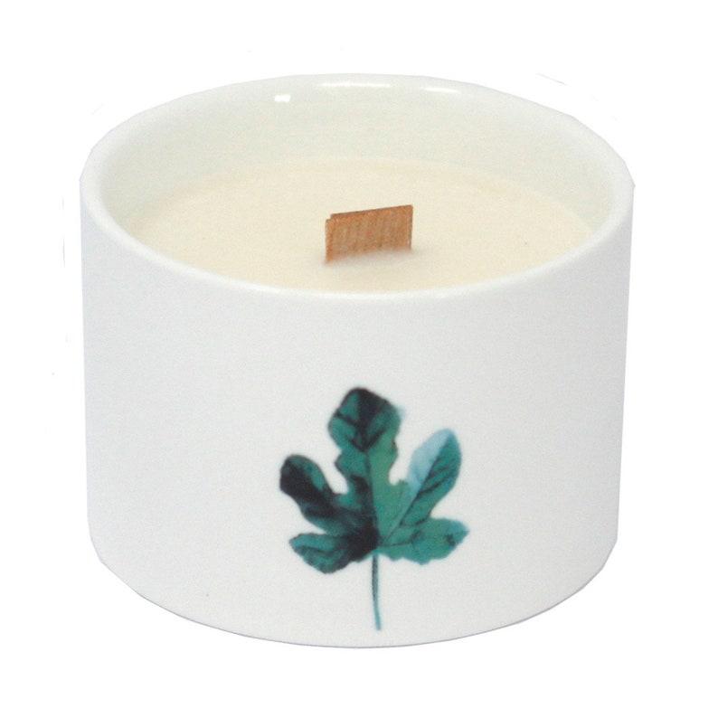 3 Pack Japanese Garden Medium Botanical Candles
