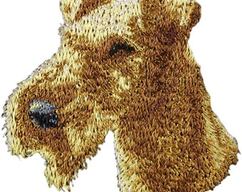 coin purse stocking filler dog lover gift gifts for her card holder bags /& purses Irish Terrier tan fabric zip coin purse