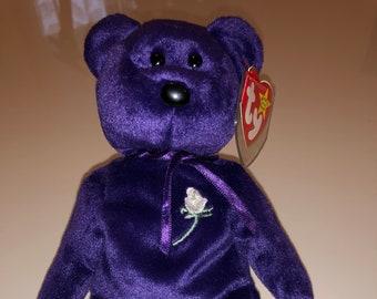 Rare Princess Diana Beanie Baby 28833715586c