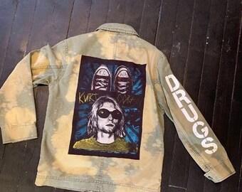 d97d0dbb4 Kurt cobain coat