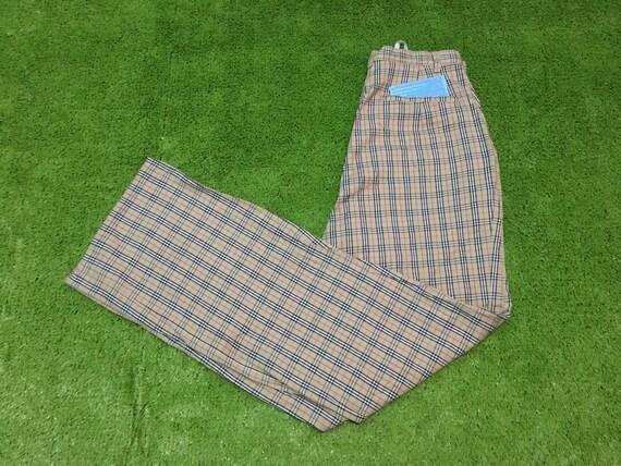 Vintage Burberry Golf pants Prorsum