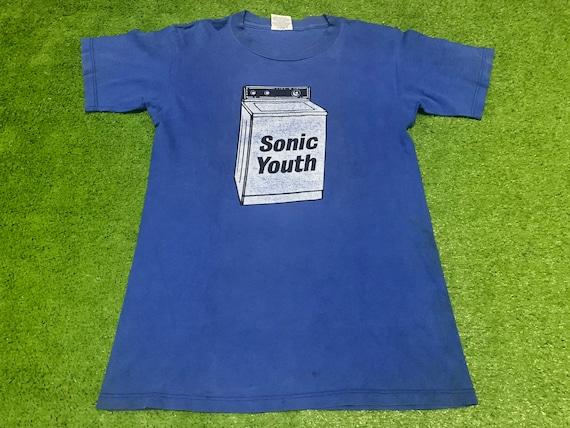 Rare SONIC YOUTH 90s Washing Machine