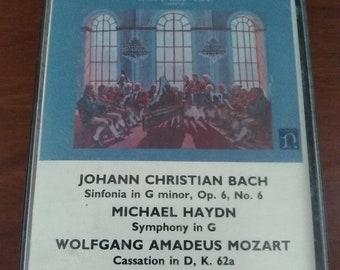 Aaron Brock Toccata Classical Music Cassette Tape
