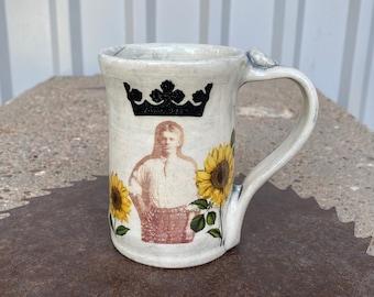 The Sunflower Farmer Mug