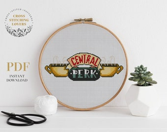 Cross Stitching Lovers