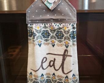 Custom Kitchen Set Gifts for Mom Thanksgiving Serape Leopard Turkey Towel Oven Mitt Pot Holder Gift Set Personalized Hostess Gift
