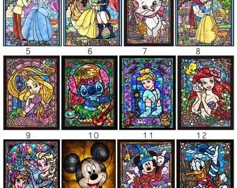 Full Diamonds 5D DIY Diamond Painting Disney Rapunzel Embroidery Set Cross Stitch Crafts Family Mural