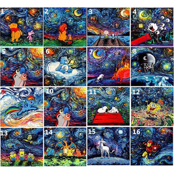 5D Full Drill Diamond Painting Embroidery Kits Cartoon Movie Home Mural Decor