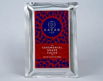 Ceremonial Cacao 35.27oz Arriba Nacional- 100% premium drinking chocolate