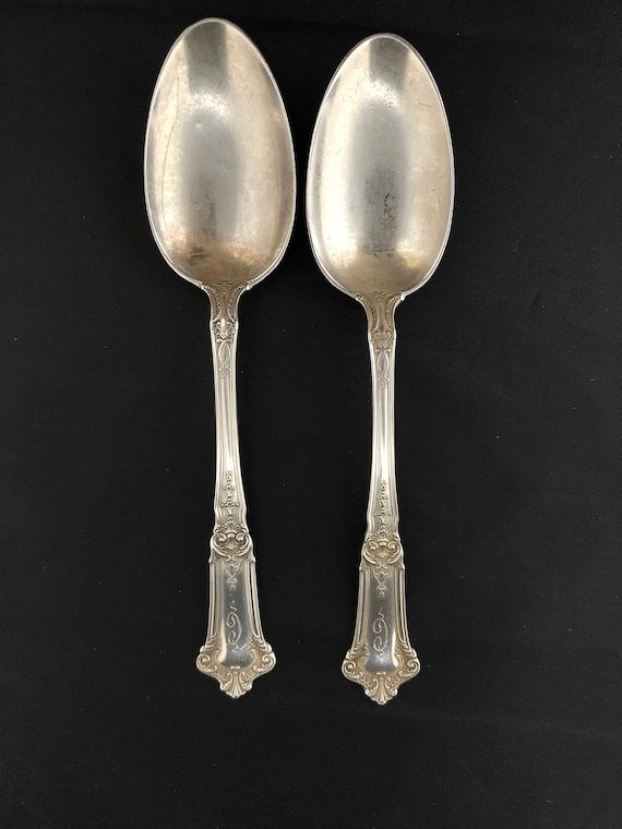 "Cambridge By Gorham Sterling Silver Infant Feeding Spoon 5 1//4/"" Custom Made"