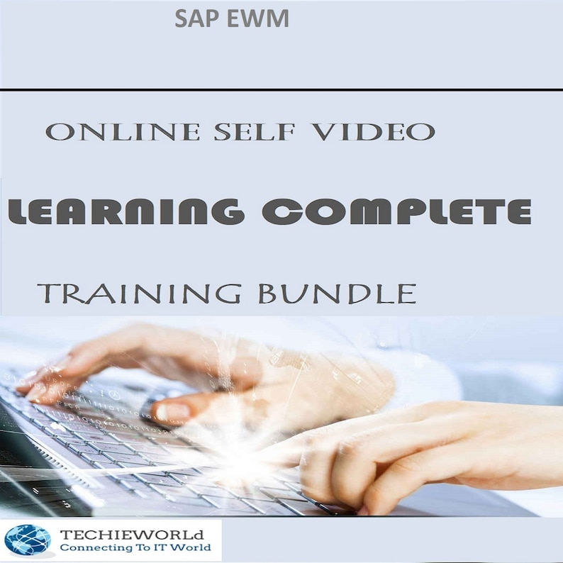 SAP EWM Online Video Learning Bundle