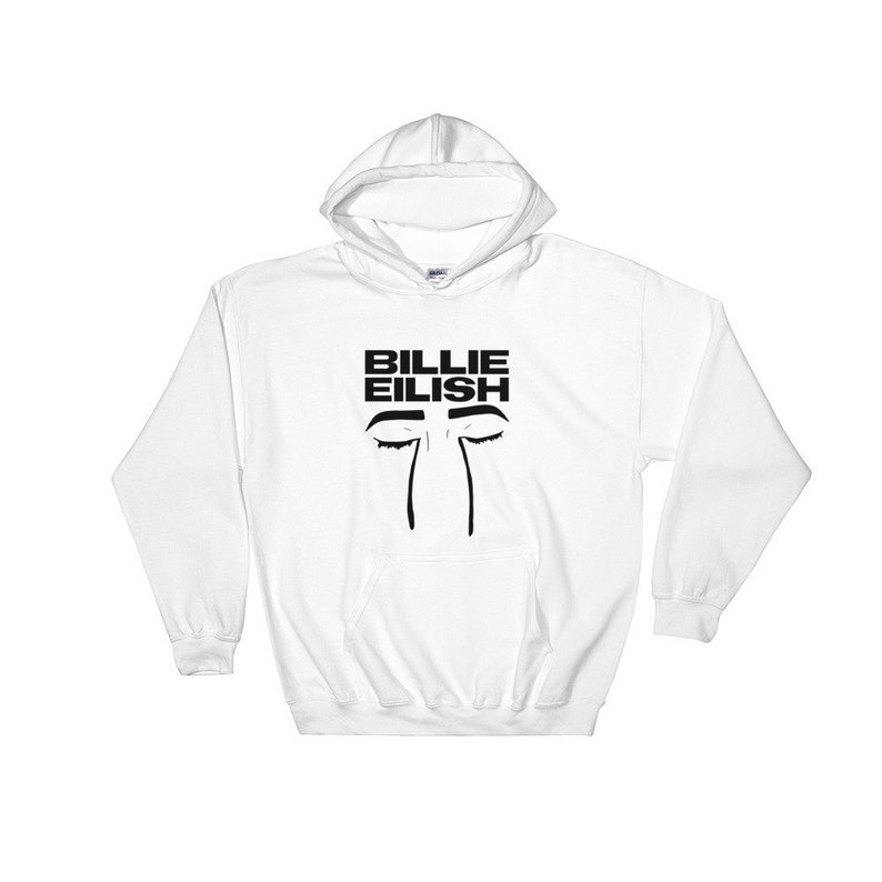 d3a9fead2 Billie Eilish When The Party's Over Hoodie Sweatshirt   Etsy