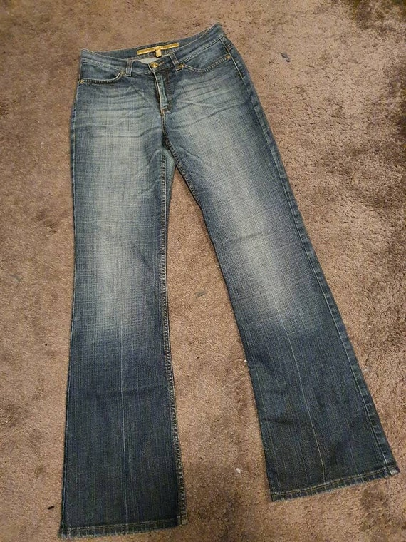 Vintage escada sport flared jeans size 36