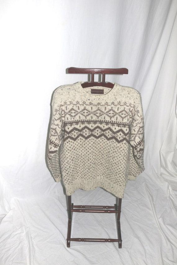 Mens Chaps Ralph Lauren Fair Isle Pullover Sweater