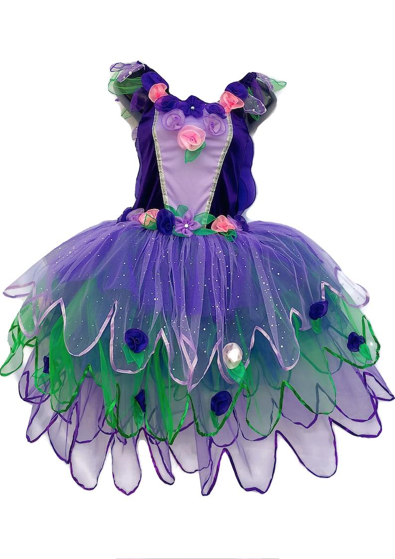Fairy Costume Adult Fairy costume Fairy Dress Velvet Haze