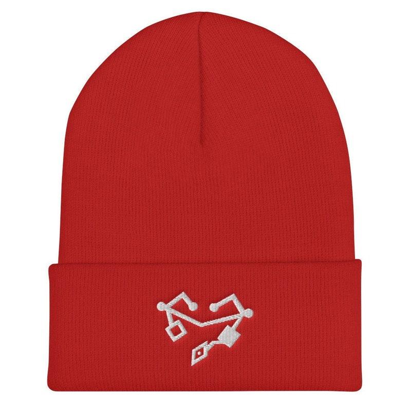 She-ra Heart of Etheria Failsafe Cuffed Beanie She Ra Hat Knit Hat