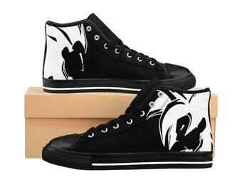 pretty nice 53df1 92ad8 Dragon ball Goku X Vegeta shoes, Dragon ball Z Shoes Men s High-top Sneakers