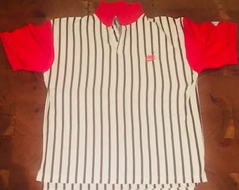 Vintage NIKE Supreme Court Polo Shirt 465572041
