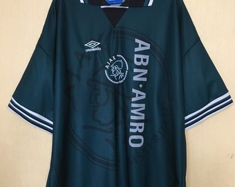 Ajax amsterdam 1997-1999 football shirt d4754c618
