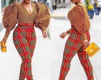 786004fd00e African mixed print jumpsuit