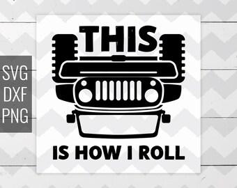 Jeep Svg Svg Files Clipart Svg Files For Cricut Etsy