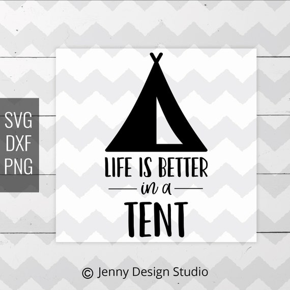 Camping Svg Tent Svg Summer Svg Svg Files Clipart Svg Etsy