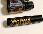 Focus Blend, doTerra, Organic, Essential Oils, Aromatherapy, Concentration, 10 ML ,Roller, Roller Blend
