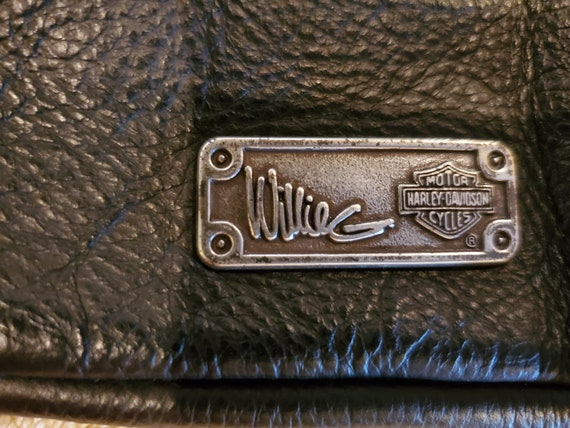 Women's Small Vintage Willie G Harley Davidson De… - image 2